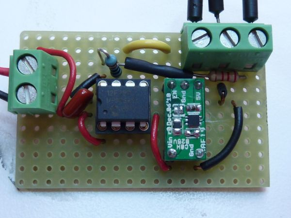 Power Controller with the TPS61240 Converter